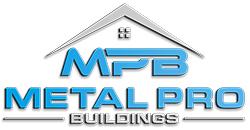 Metal Pro Buildings Logo